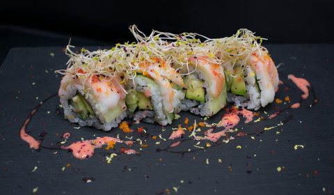 sushi afhaal restaurant & catering Utrecht
